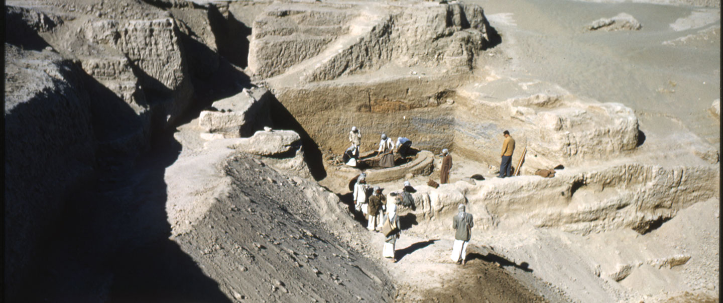Excavations at Nippur